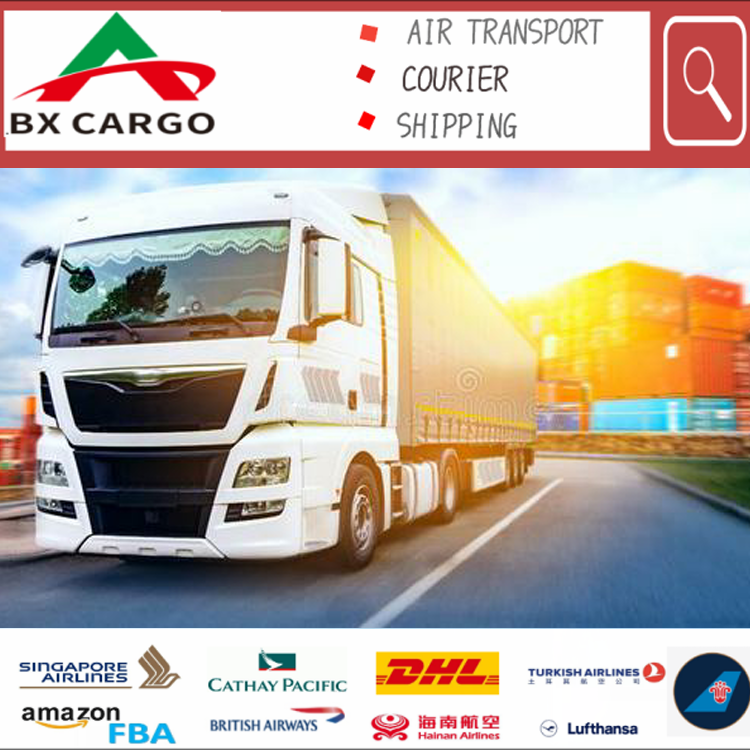 Cheapest truck freight forwarder shipping rates amazon courier service transport DDP from china to England
