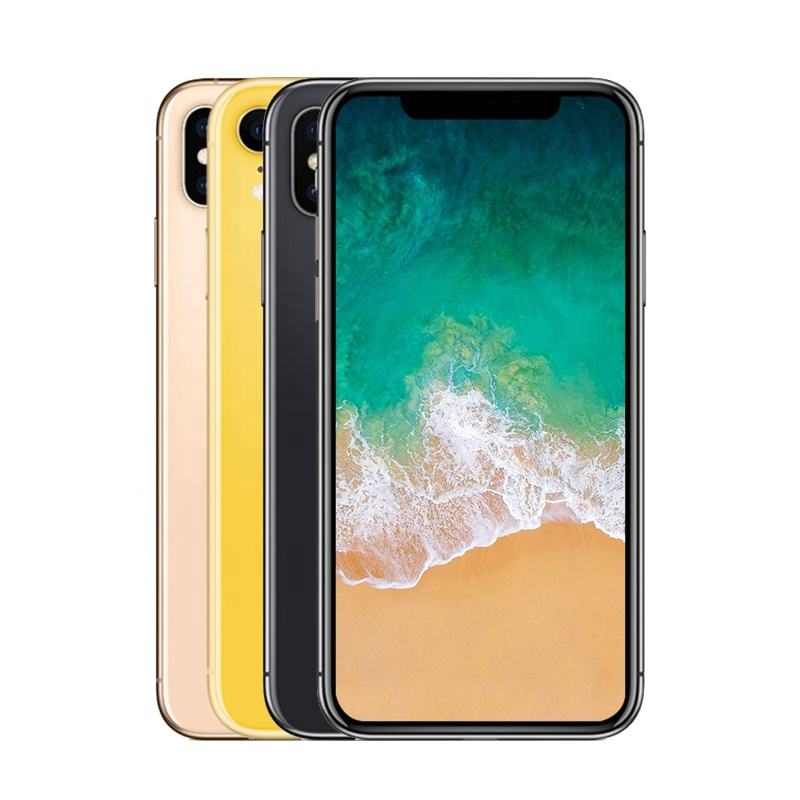 USA Wholesale Original Brand Used Mobile phone New Phone X 64GB 256GB unlocked Cell phones for iphone x