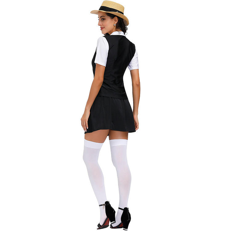 Straw Hat Women Cosplay Halloween Costumes Japanese Student Suits School Uniforms