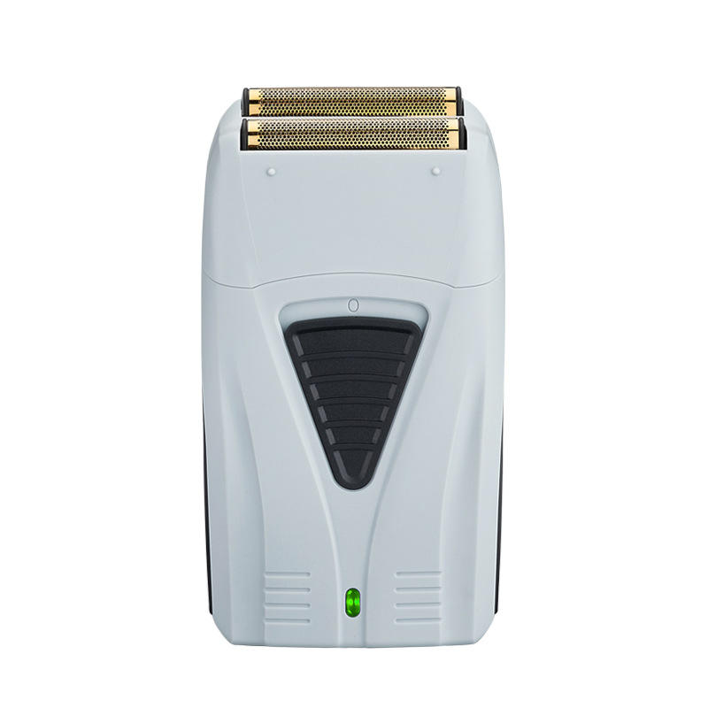 Manufacturer Electric Shaver for Men Twin Blade professional Reciprocating Cordless USB Rechargeable Machine Hair Shaver Trimmer