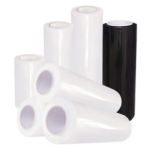 Alps Factory Price Pallet Jumbo Roll LLDPE PE Material Stretch Wrap/Manufacturer Cast Stretch Film Shrink Wrap Film Stretch Film