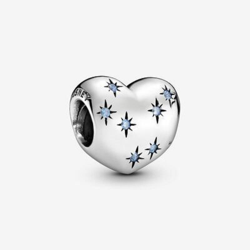S925 Silver Dream Heart Clover Ladybird Pendant Diy Fine Beads Fit Original Pandora Charms Bangle Necklace Jewelry Accessories