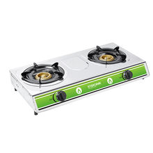 indoor gas stove 2 burner for kitchen LPG or NG
