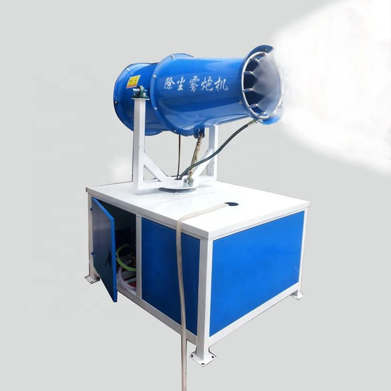 mist fog cannon spraying machine disinfecting fogger machine