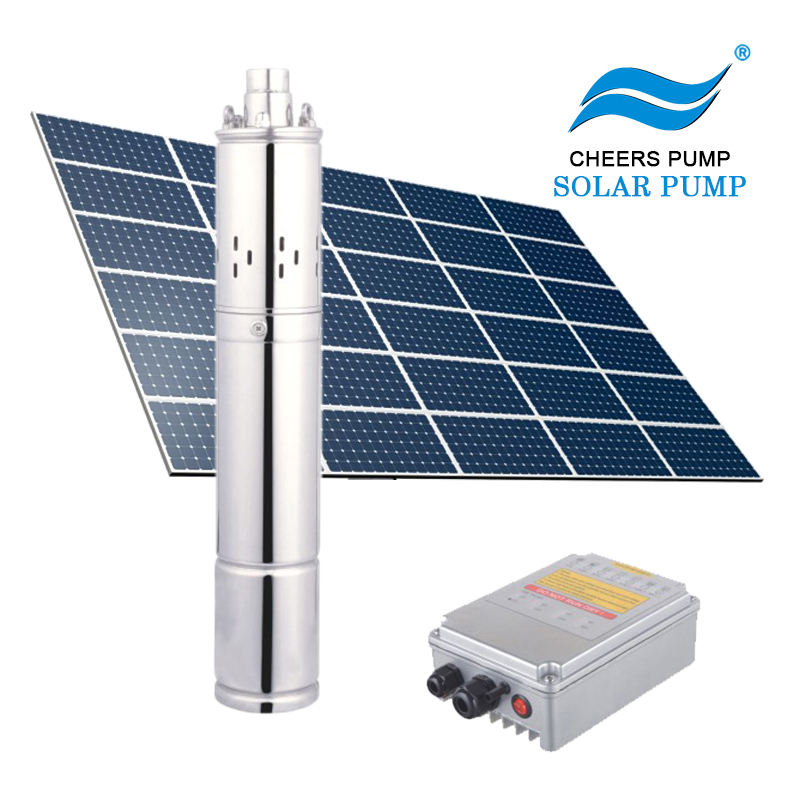 Submersible Well Pump 2 Inch Diameter 5hp 2hp 24v 25 Hp Variable Speed Pool Deep Well Solar Sewage Submersible Pump Price List