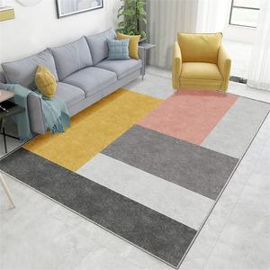 Quality Woven Vinyl Breathable carpet Rugs carpet for Indoor home Custom Printed Carpet With Logo