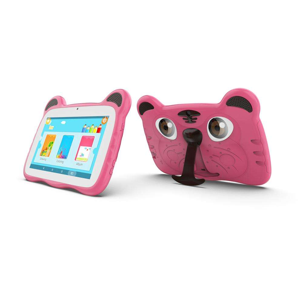 Ready To Ship 8 GB Android 2.0 MP Camera 7 Inch Kids Tablet PC with Universal Stand