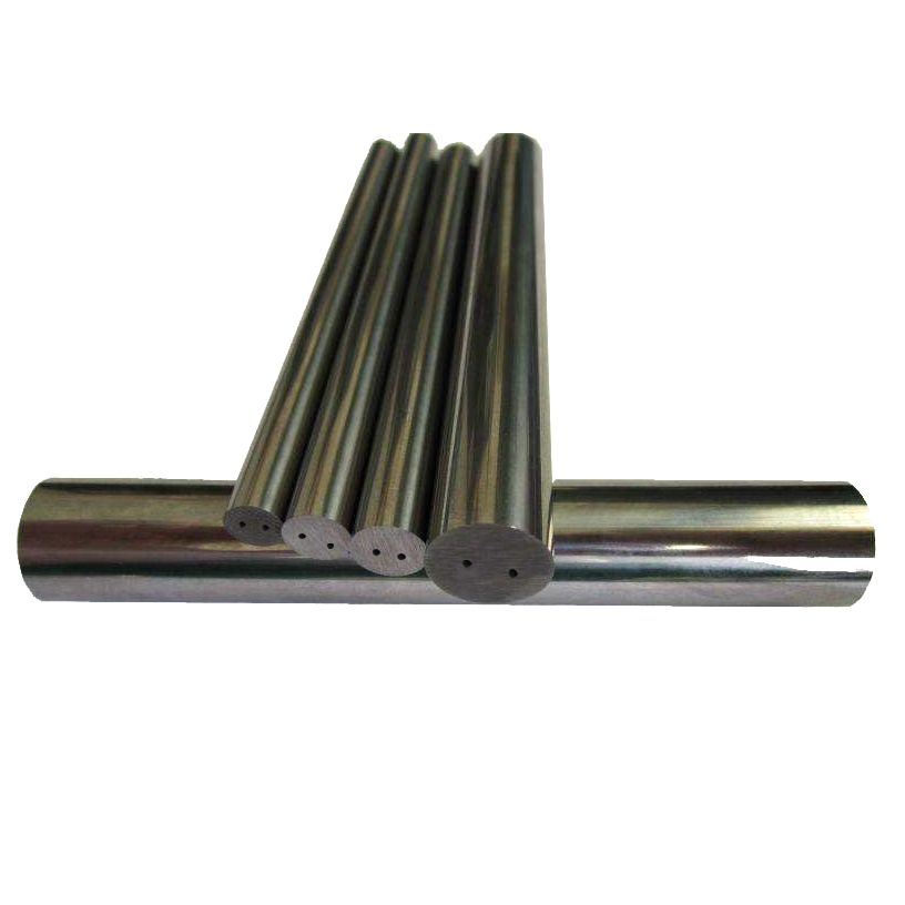 Brand new cheap tungsten carbide pipe carbide round bar with a hole