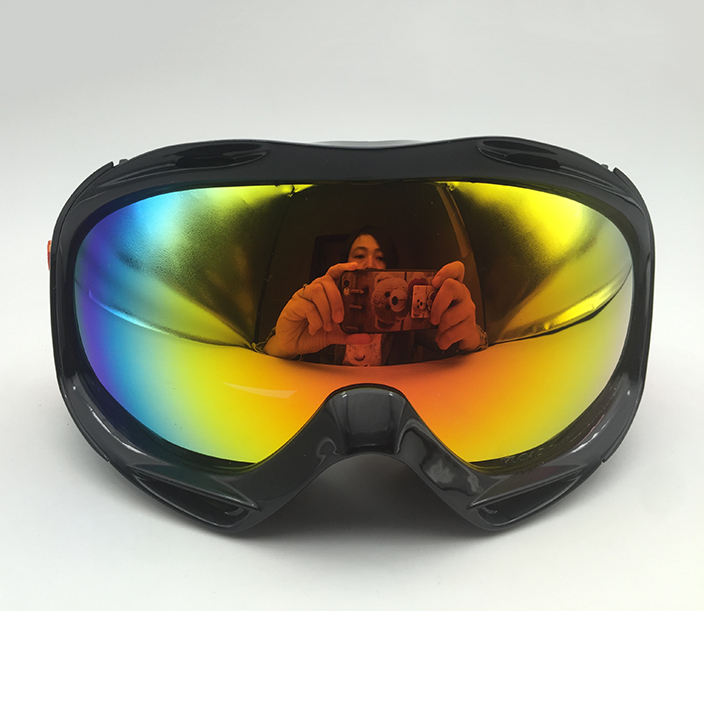 Anti Fog Google Dustproof Wholesale Frameless Big Ball Lens Funny Ski Goggles Glasses Magnetic