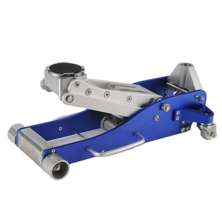 Poignée facile à Transporter 360 Degrés Pivotant Roulettes Petite 3T Voiture Cric