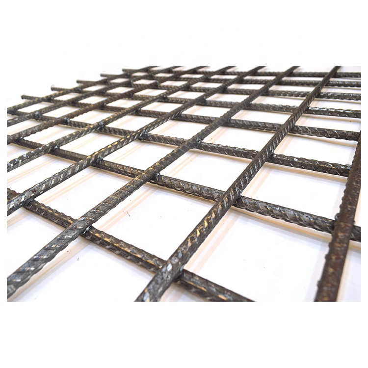 Factory direct supply 6x6 concrete reinforcing welded wire mesh//reinforcement steel wire mesh for bridge