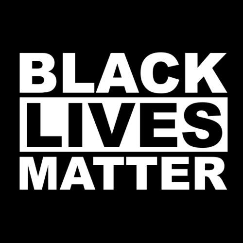 BLACK LIVES MATTER Car Bumper Sticker, Adult Outdoor Waterproof Advertising Logo Printing Truck Reflective stickers