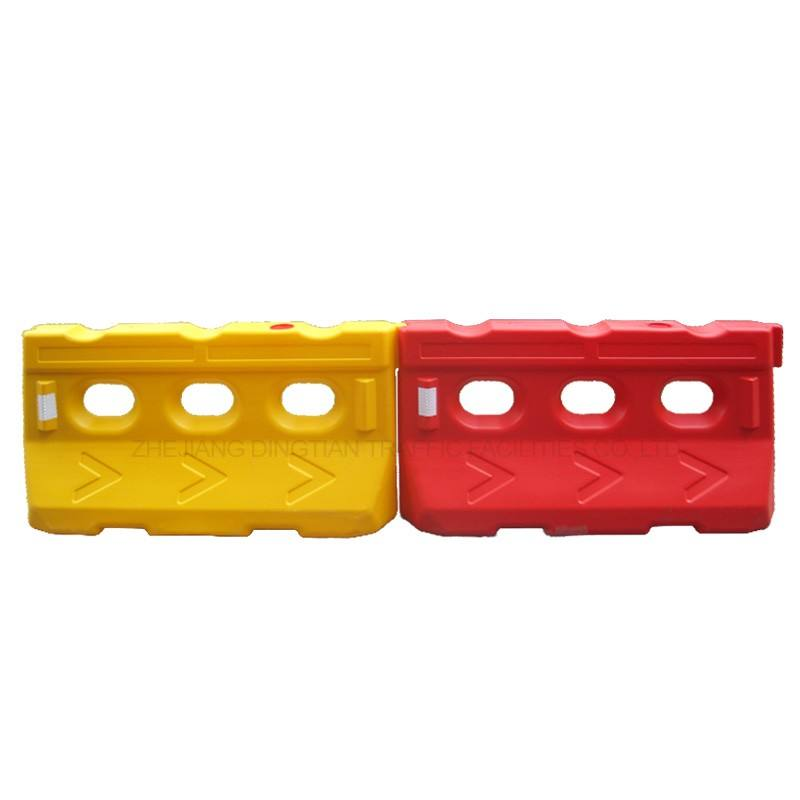 China Product Manufacturers Plastic Traffic Barrier, Taizhou Roadway Dw Drums/