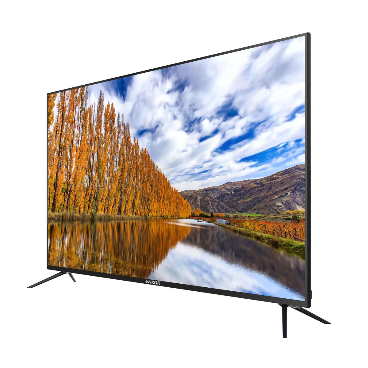32 43 50 65 Inch Led Flat Screen 4K Smart Tv Televisores