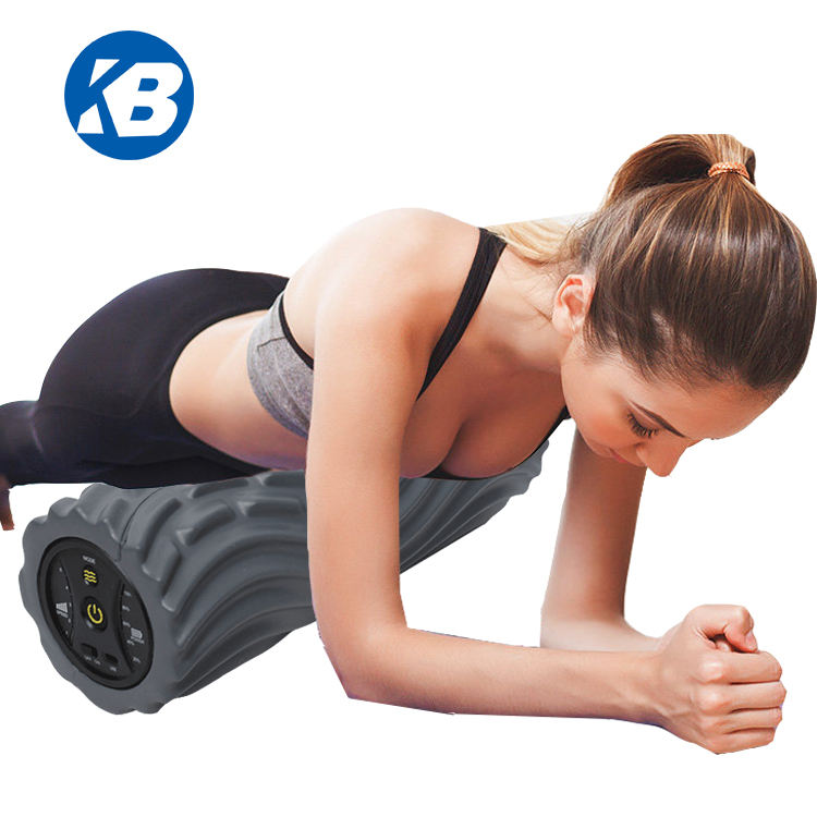 5 speed Yoga Electric Vibrating Massage Foam Roller