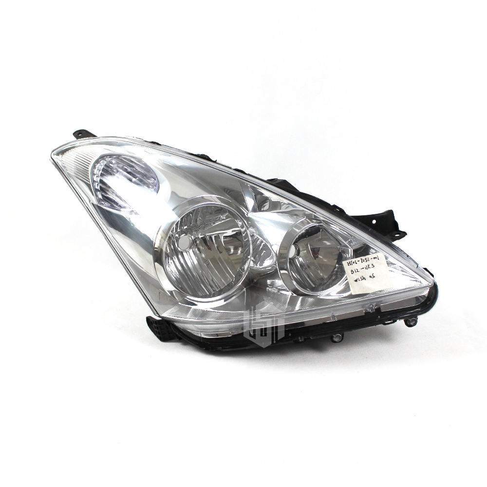 AUTO CAR HEAD LAMP FOR TY WISH 05