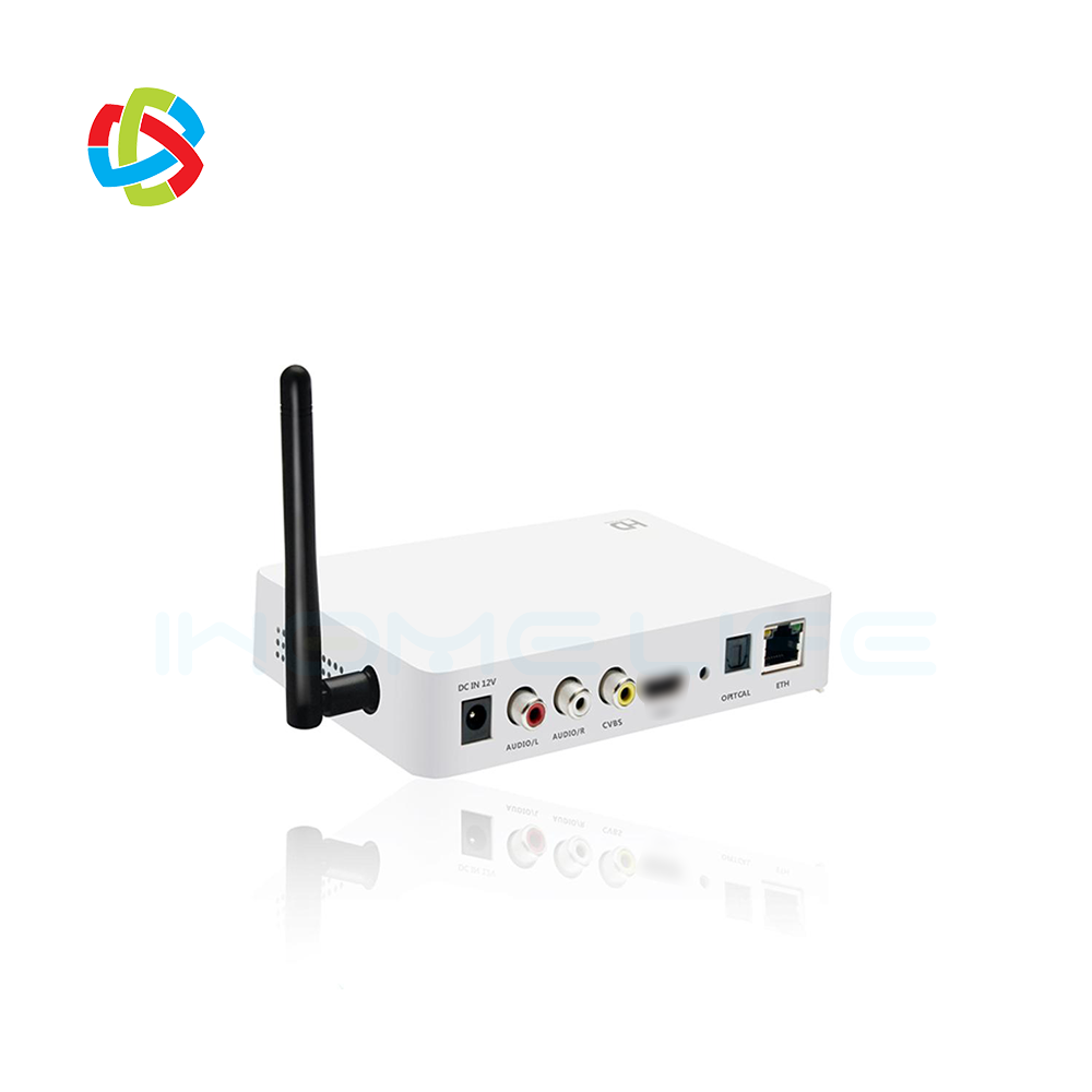 2019 Chegada Nova HD ipTV Android/Linux TV Box HD100C 512 MB/8 GB Amlogic S805 CT-A53