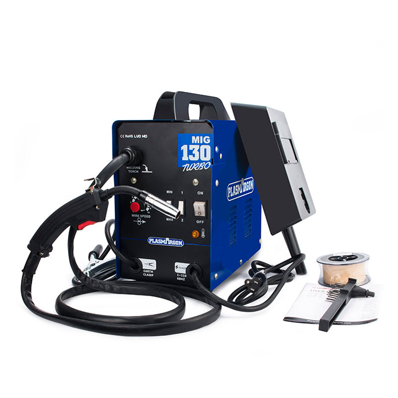 Plasmagron MIG130 doppel puls <span class=keywords><strong>inverter</strong></span> gaslose <span class=keywords><strong>mig</strong></span> schweißen maschine für verkauf 110v 220v <span class=keywords><strong>mig</strong></span> mag draht Automatische Feed <span class=keywords><strong>mig</strong></span> <span class=keywords><strong>schweißer</strong></span>