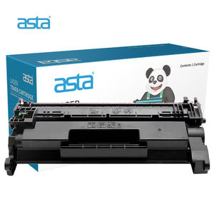 ASTA Factory Wholesale High Quality 89A 89X 89Y 58A 58X 59A 59X 76A 76X 77A 77X Compatible Toner Cartridge For HP Office Print
