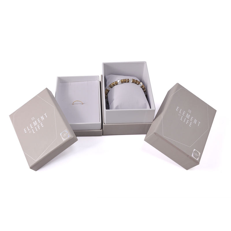 Wholesale Custom Logo Watch Jewelry Ring Bangle Bracelet Box