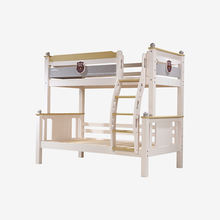 Child  solid  wood  bed  Bunk  bed