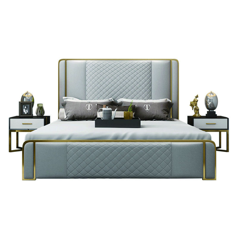 Hot Selling Stainless Steel Bed With Low Price