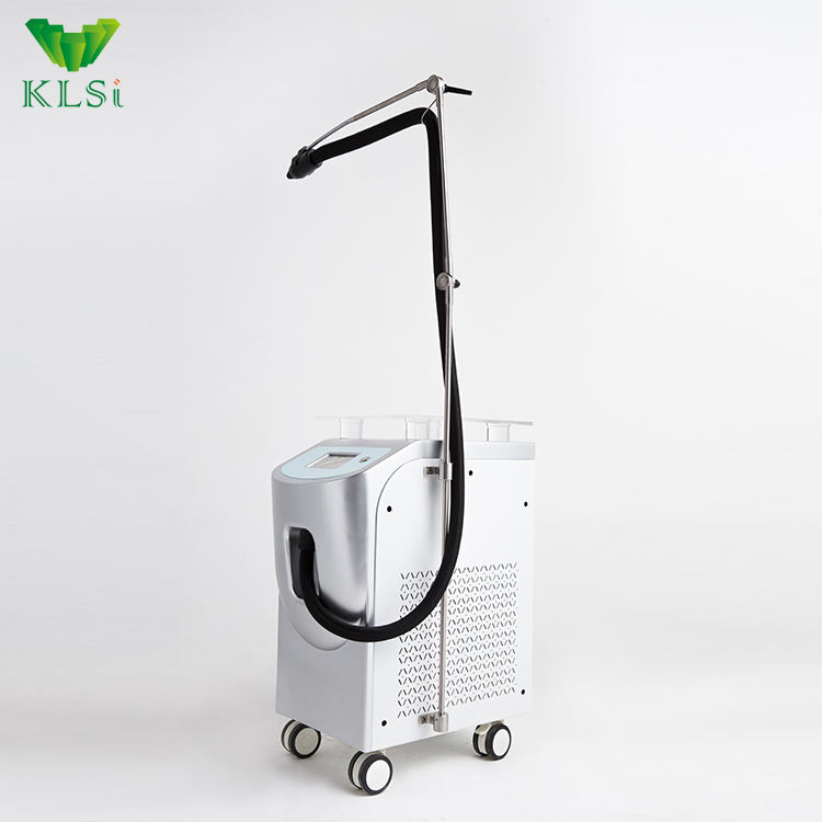 Facial Skin Air Cooling Machine For Laser Treatment To Reduce Pain