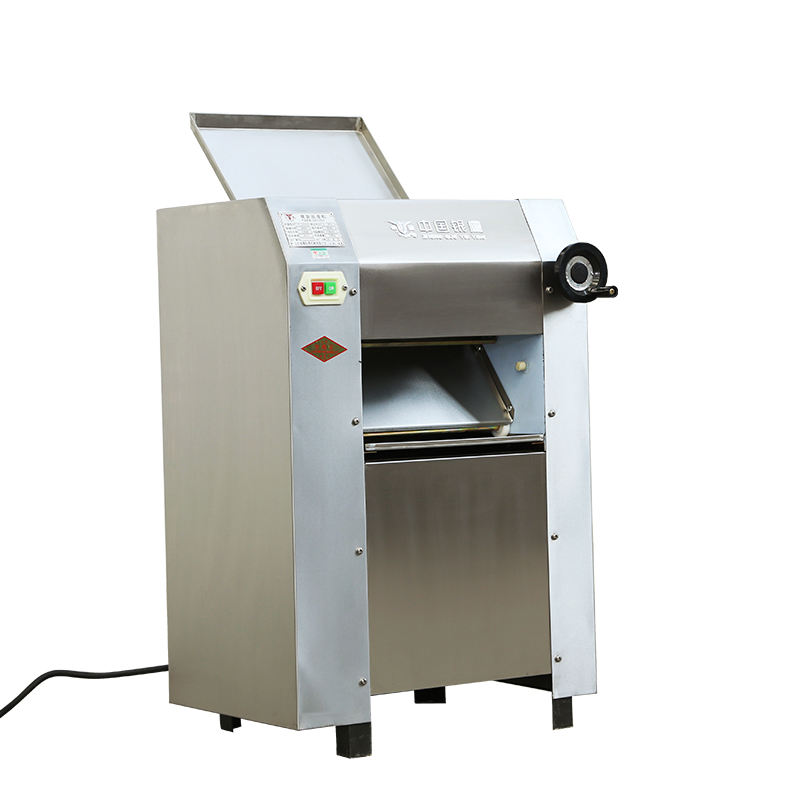 Yinying YP350IV Électrique Automatique Main Presse à Pâte à Pizza Machine