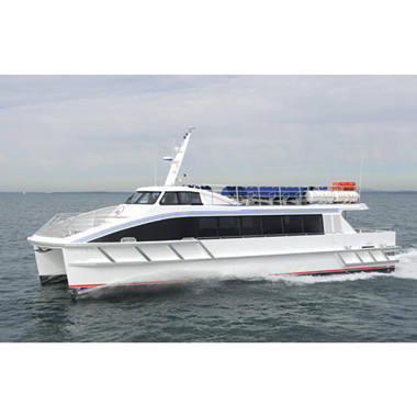 60FT 120pax Aluminum Catamaran Passenger Tourist Ferry Boat for Transport
