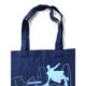Direct manufacturer eco cotton canvas shopping tote bag