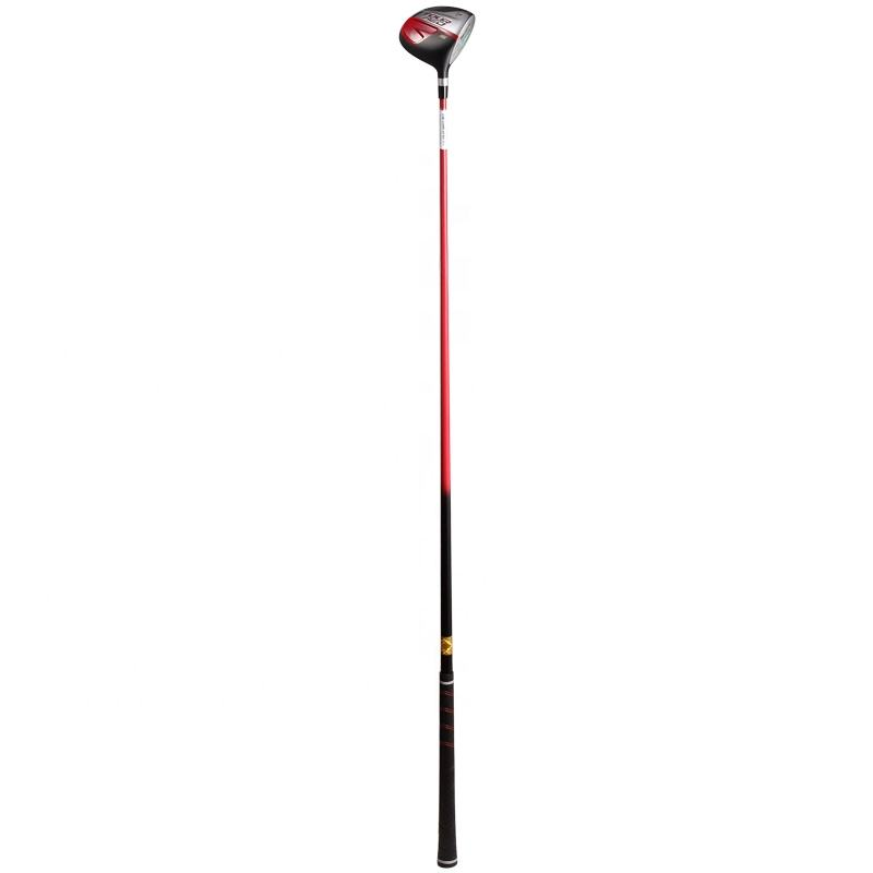 OEM Tour Red Alloy Head Graphite Golf Shaft Golf Clubs for Hybrid&Fairway