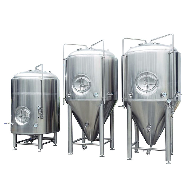 Brouwen Apparatuur Fermentor 500 Liter Made In China 50l 100l 200l 300l 500l 1000l