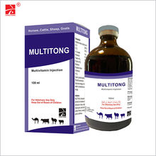 100ml Best multivitamin injection for cattle sheep goat use