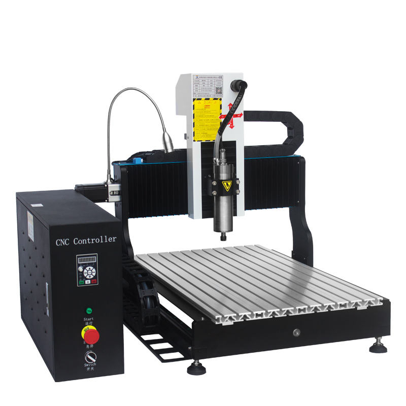 High Precision Mini 6040 Cnc Router Metal Cnc Machine For Aluminum