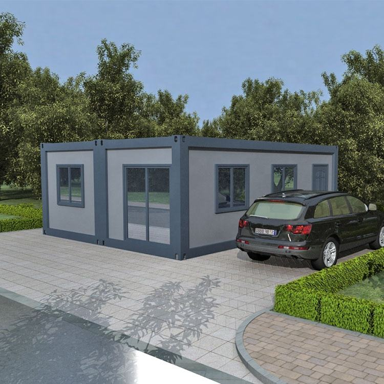 Good quality cheap single container home plans with good insulated well designed