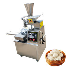 Chinese india nepal steamed stuffed bun momo baozi maker making machine manufacturer