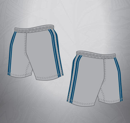high quality unisex sports rugby shorts