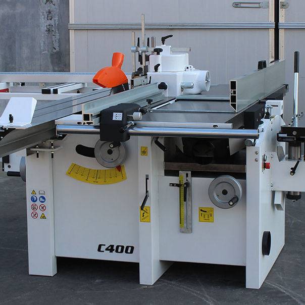 C400 Woodworking Combined Universal Machine