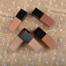 Make you own makeup brand waterproof full coverage private label matte liquid foundation