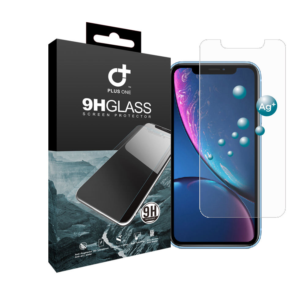 Anti bacterial Antibacterial Mobile Phone Screen Protector For iPhone 12 Pro Screen Protector Tempered Glass Film