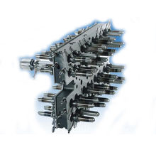 hot runner gate plastic injection mold/hot sprue molding production/hot runner nozzle tool