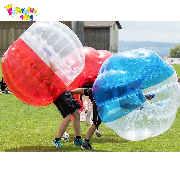 Top Sale 1.2M/1.5M/1.7M bumper ball inflatable ball/bubble football/soccer/body zorb for commercial