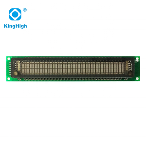40x2 DISPLAY del MISURATORE di KH402MD58R1-M 40T202DA1J CU40025-UW6J M402SD10GA VFD Modulo Display per 1U telaio Industriale display