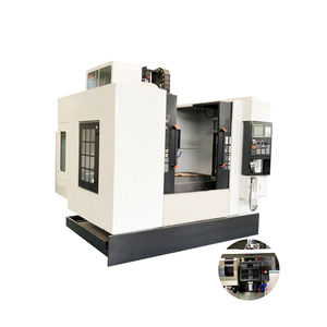 Discount mini vertical type small cnc 5 axis milling machine center
