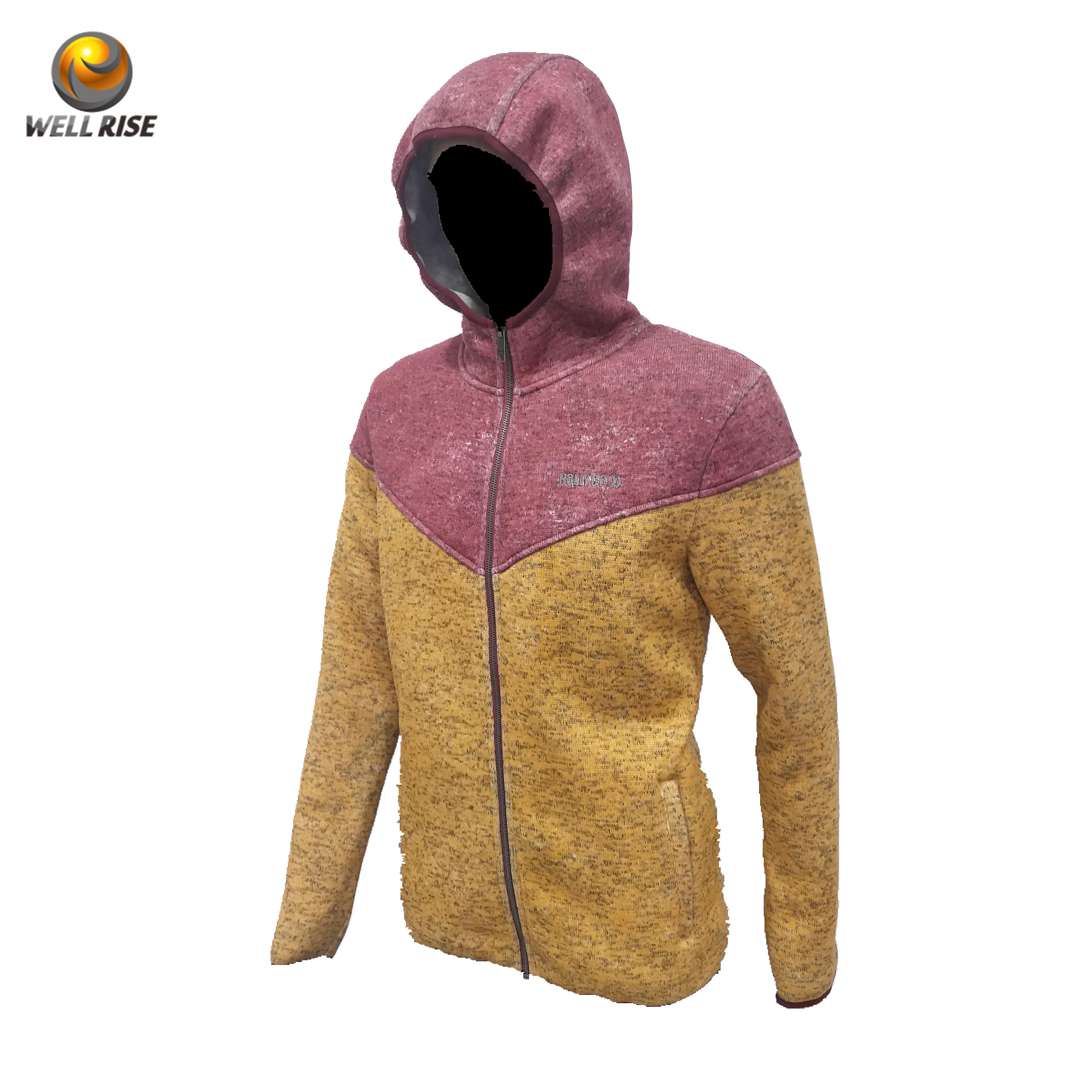 Custom full zip hoodies with fleece gym wear hoodies sportswear high quality hoodies man zipper