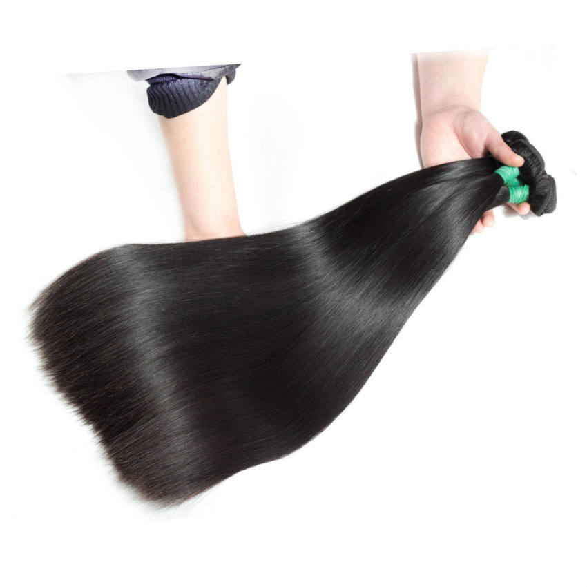 Wholesale Cheap 10a 11a 12a Indian Raw Virgin Remy Straight Hair Bundles Super Double Drawn Hair Extensions