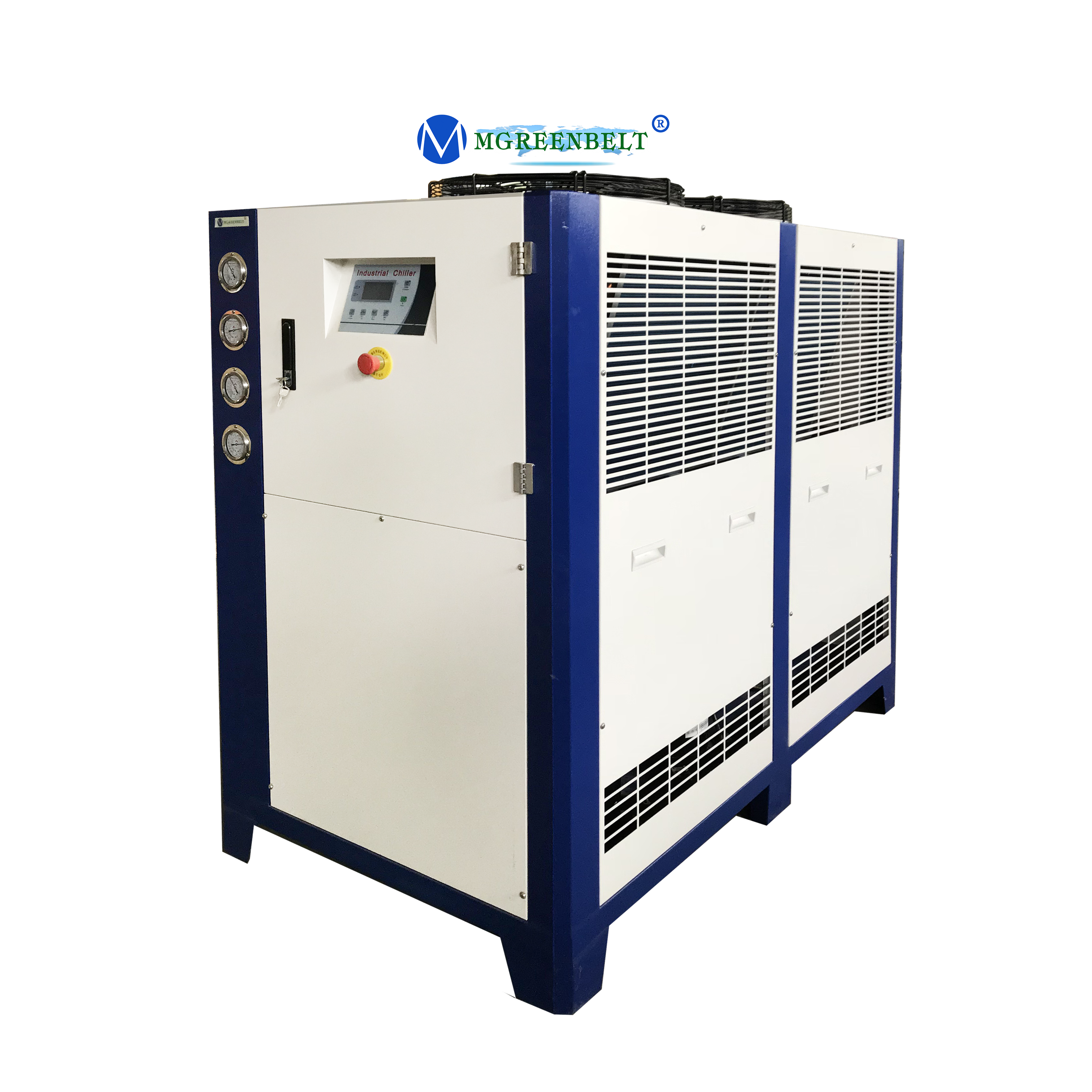 Glycol Chiller 10hp 30Kw 8Ton 10HP Best Chiller Brand Manufacturer Ethanol Glycol Chiller