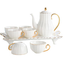 Tea Cups and Saucers Cappuccino Cups Coffee Cups White Teacup Set