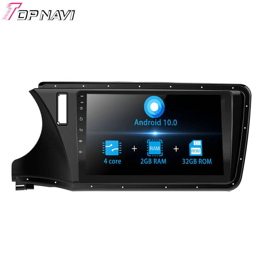 Topnavi Auto Eectronics DVD Video Multimedia with GPS for Honda Fengfan (Gorry)2015-2019 Car Radio MP5 Player