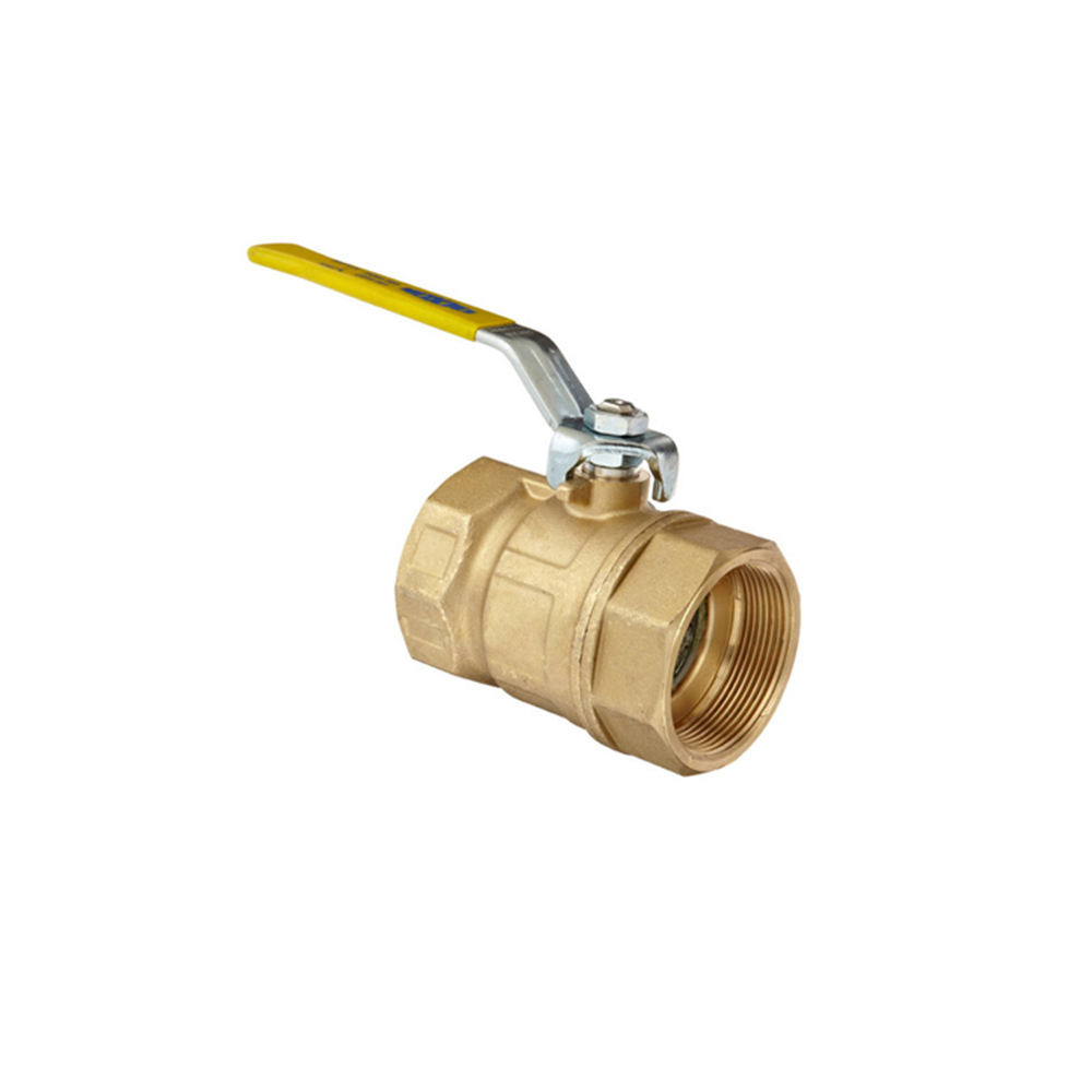 Good Quality Lockable Brass Ball Valve for Water